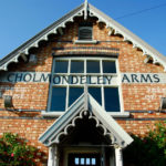 cholmondeley arms dog friendly hotel uk