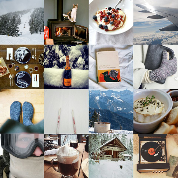 Canada honeymoon gift list patchwork
