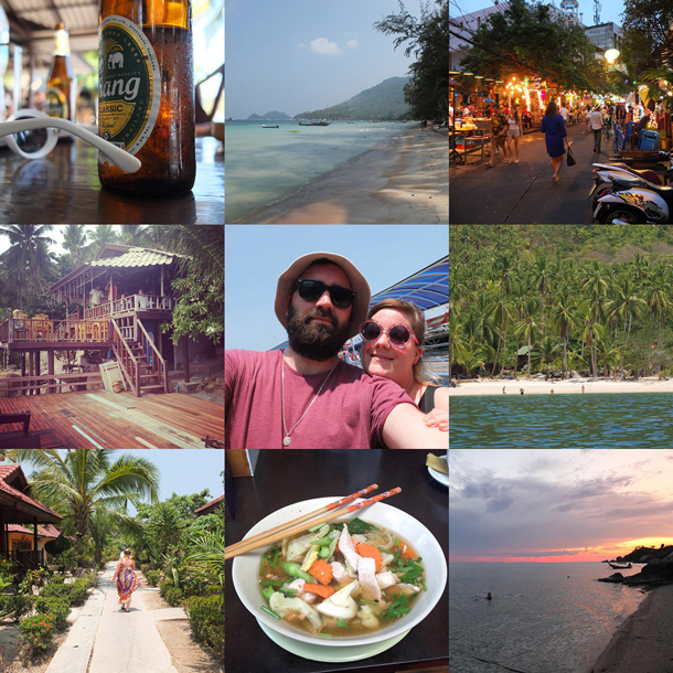 funding a honeymoon to Thailand
