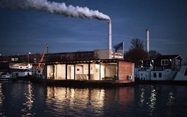 gay honeymoons house boat Germany