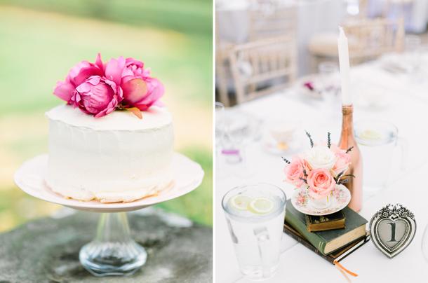 DIY patchwork wedding day planning