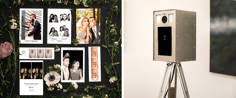 The London Lightbox Wedding Photobooth wedding planning