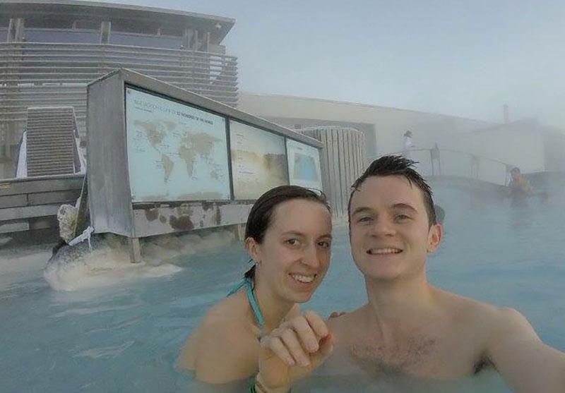 Iceland blue lagoon honeymoon fund patchwork gift list