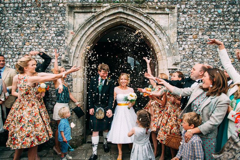 patchwork couple wedding registry