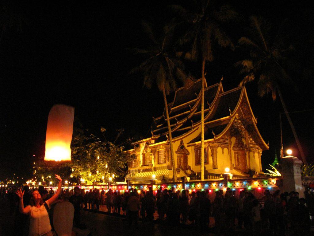 Laos gap year travel fund patchwork