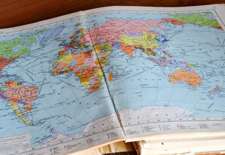 gap year travel fund patchwork