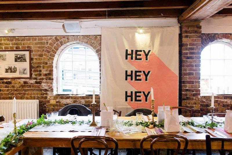 plan a DIY wedding Patchwork