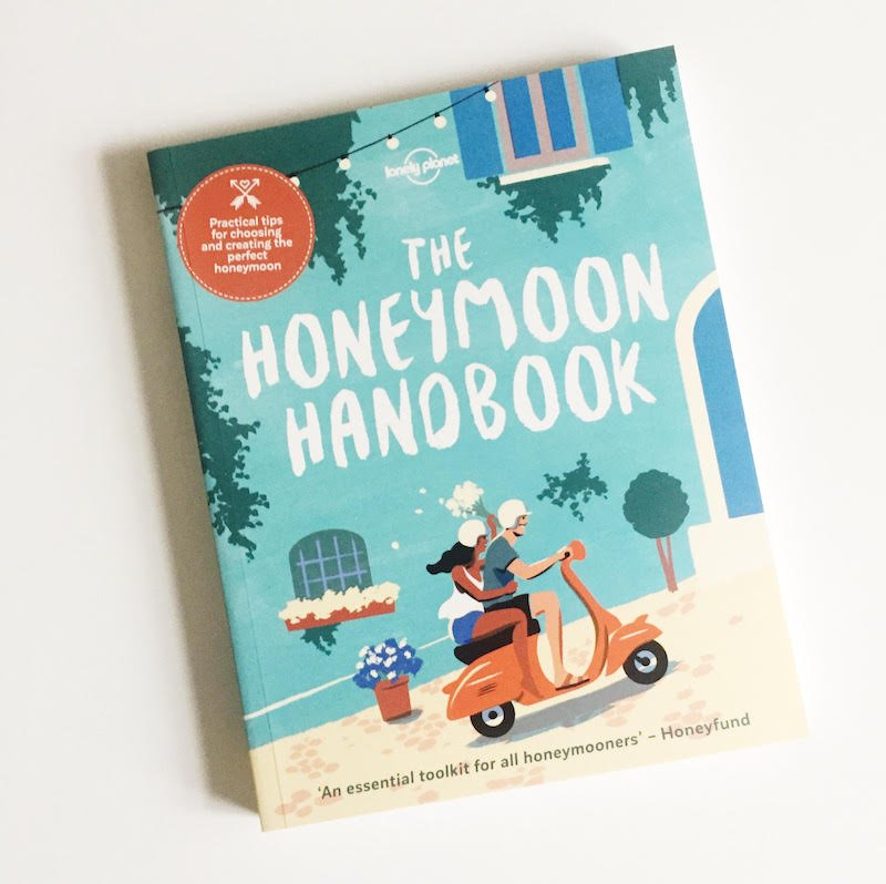 Lonely planet honeymoon handbook patchwork founder Olivia Knight