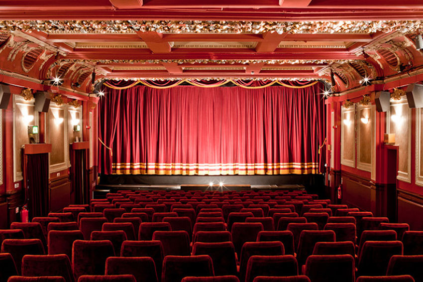 £6k Patchwork Wedding Series: A Secret Cinema Ceremony