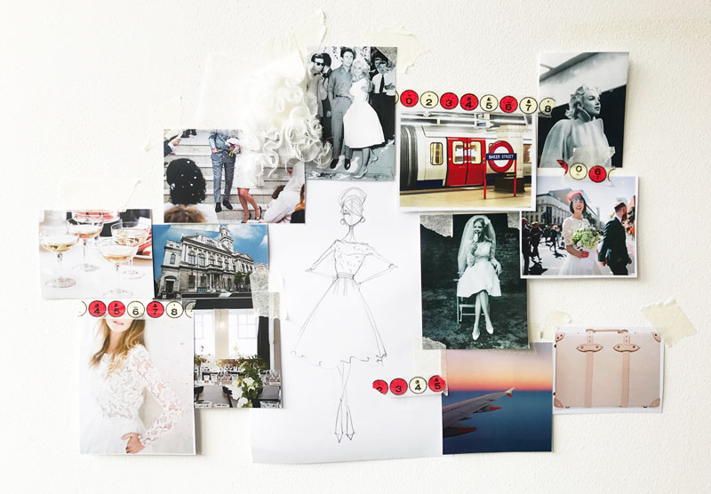 £6k Patchwork Wedding Series: City Ceremony, Honeymoon then Party