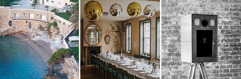 £6k Patchwork Wedding Series: City Ceremony, Honeymoon then Party