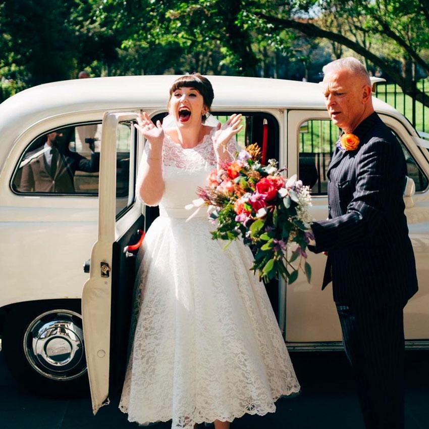 Patchwork wedding planning checklist