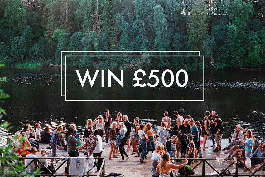 £500 Patchwork cash giveaway