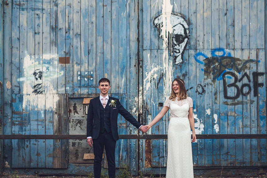 manchester warehouse wedding