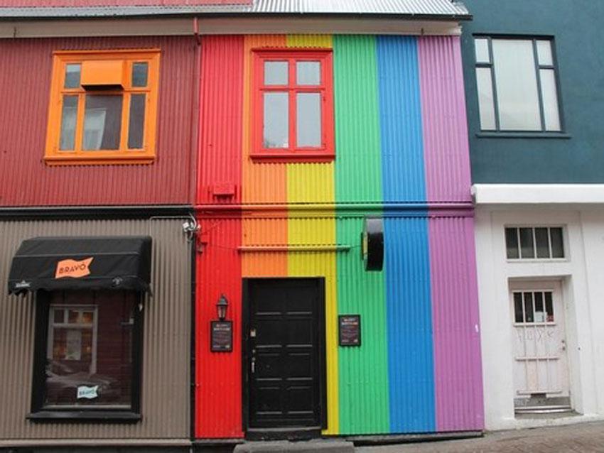 Image of Reykjavik's Gay Bar, Kiki.