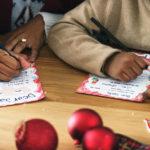 Christmas wish list patchwork