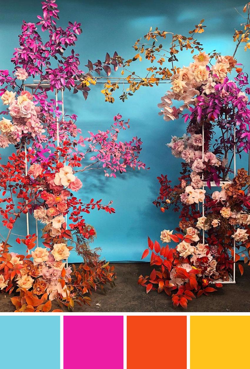 wedding-colour-palette-floral-bright-patchwork