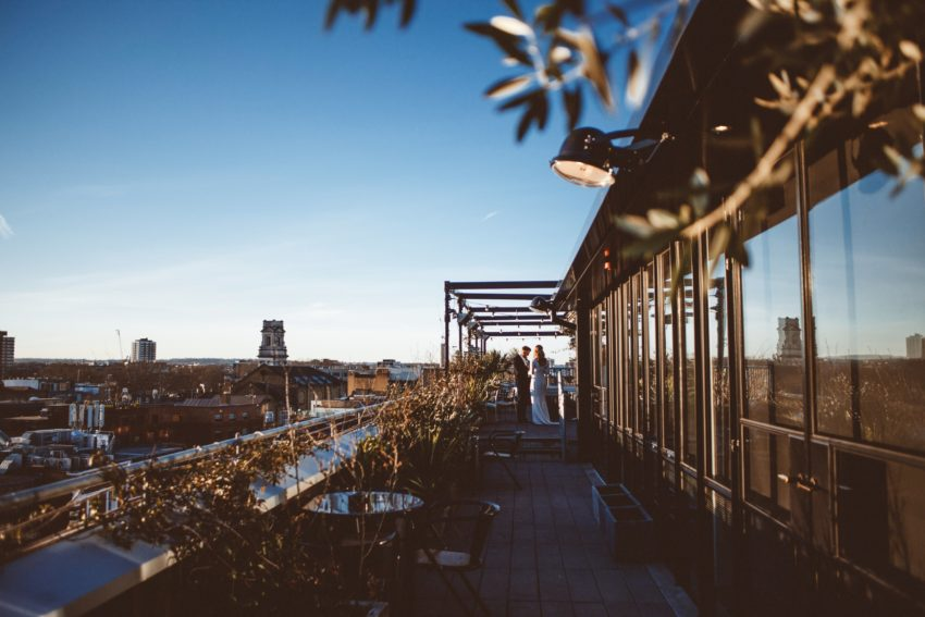 Patchwork wedding planning - favourite venues - The Ace Shoreditch