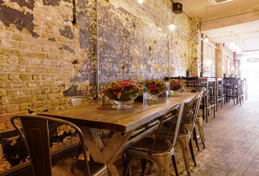 Barsmith, wedding venue, Shoreditch, London, alternative