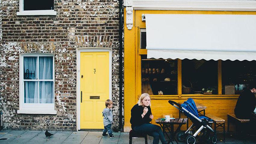 Broca, coffee, Brockley, South-East London