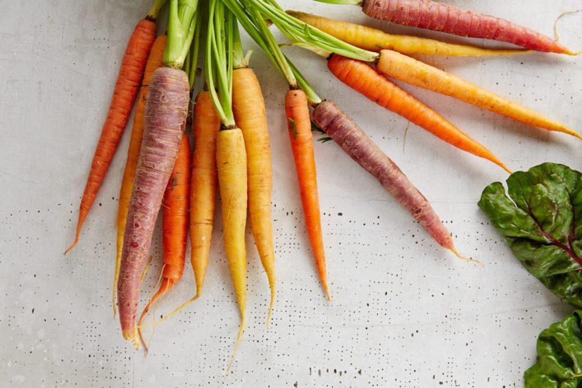 Carrots, orange