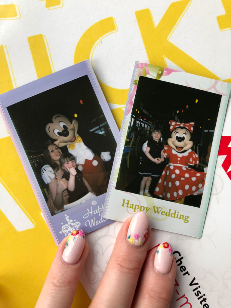 Patchwork couple Alex and Sam, Disneyland familymoon fund
