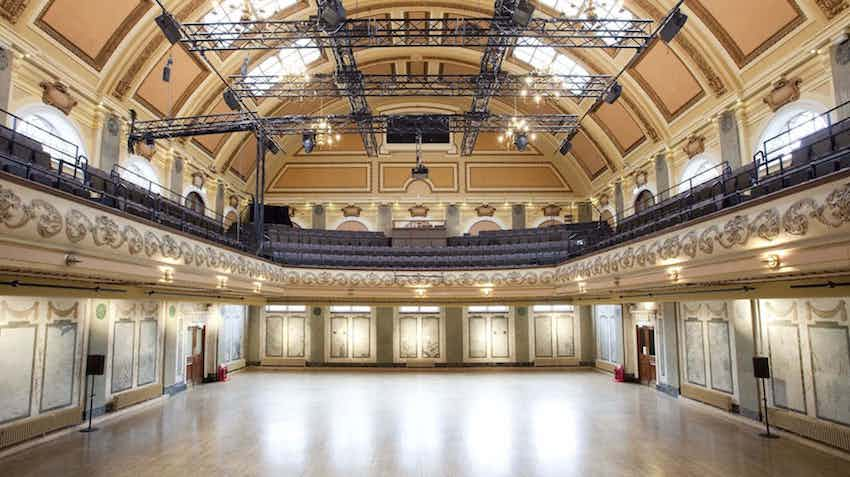Shoreditch Town Hall Wedding Venue