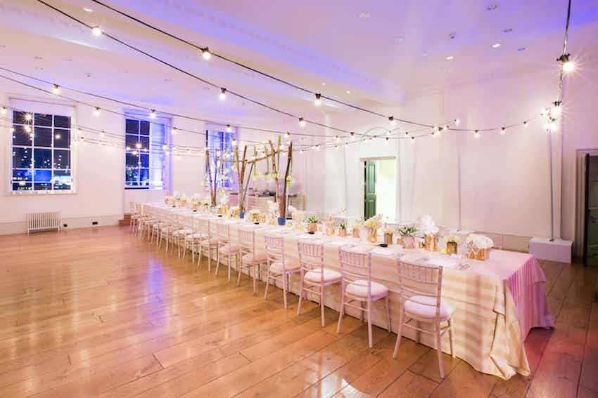 The Portico Room Somerset House, Wedding venue