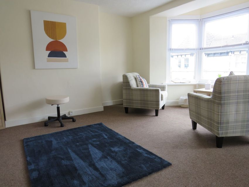 New counselling room at Morecambe CancerCare centre funded by a Patchwork fundraising campaign